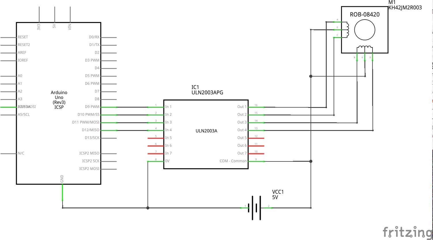 test_motor_3_ULN2003APG_schemă